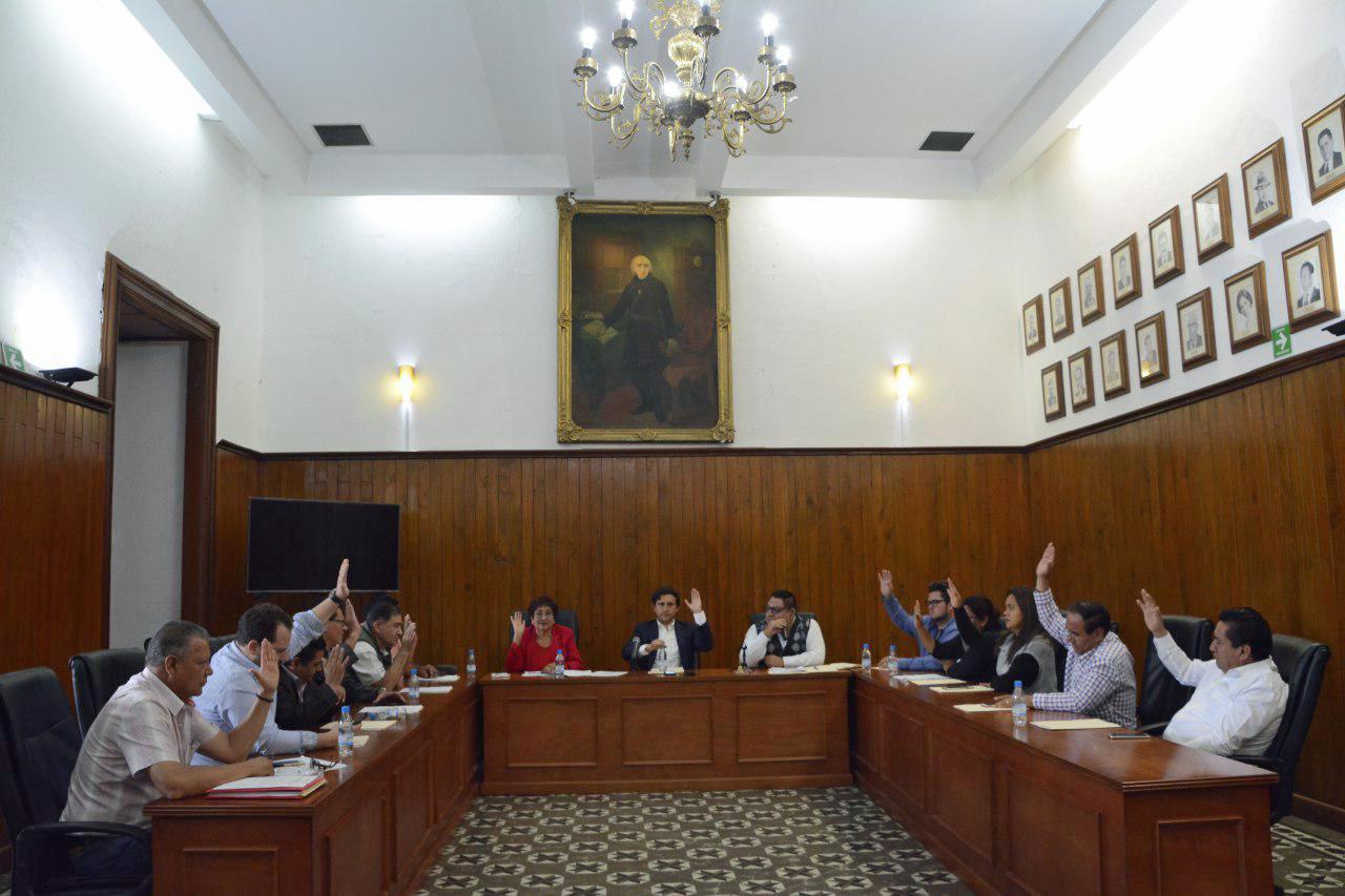 Aprueban estímulos fiscales para 2018 en San Pedro Cholula