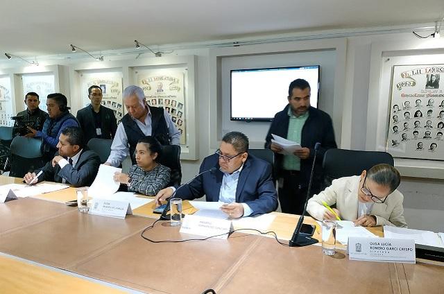 Aprueban en comisiones devolver derechos a municipios de zona Audi