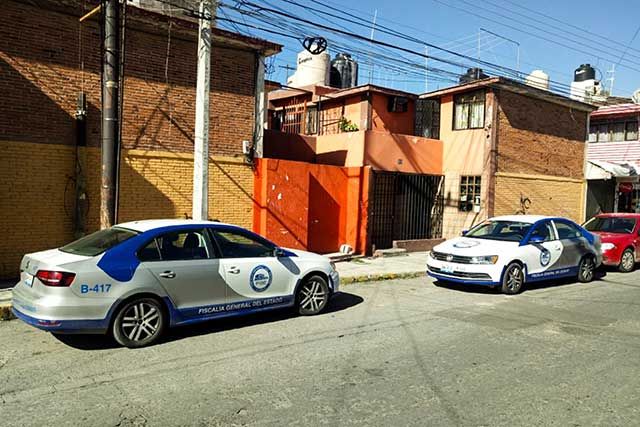 Llama al 911 tras apuñalar 9 veces a su esposa en Puebla