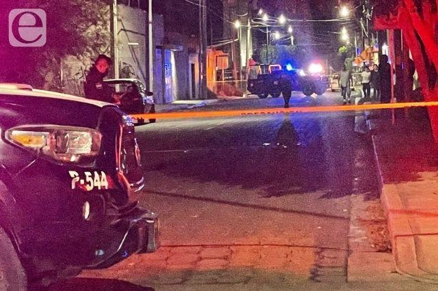 Hombre pierde la vida tras ser apuñalado en Tehuacán