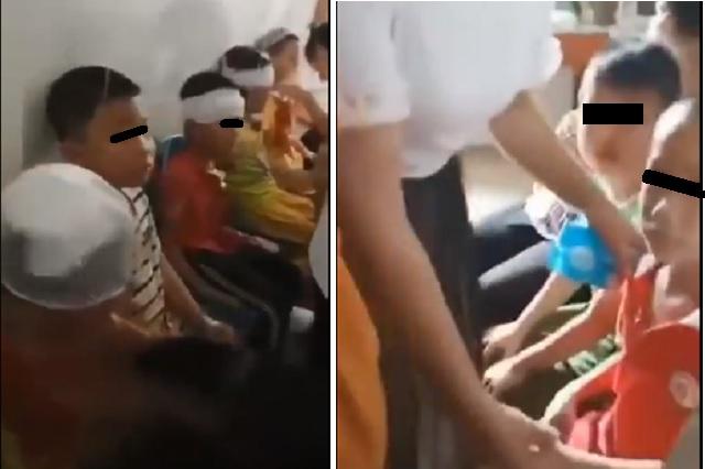 Guardia apuñala a 37 niños de una escuela en China