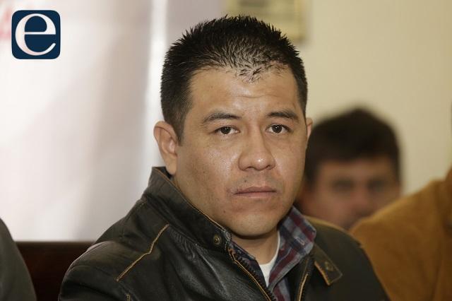 Antorcha Campesina ofrece pacto de civilidad a candidato de Morena