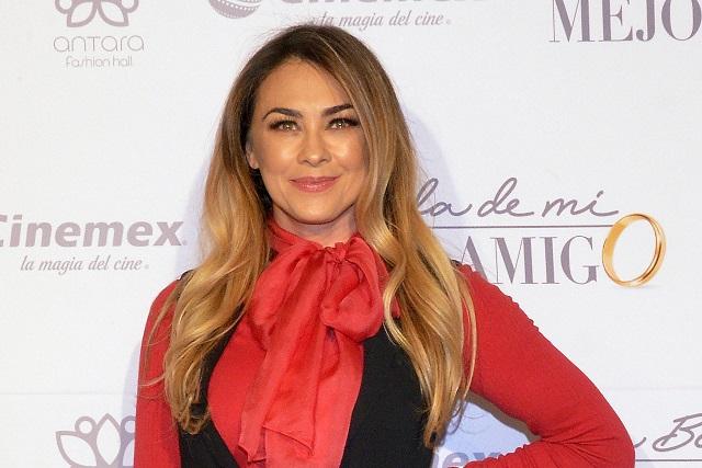 TvNotas publica que Aracely Arámbula está furiosa con Luis Miguel