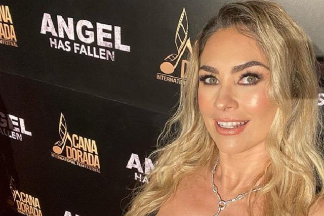 Aracely Arámbula y Luis Miguel aún pugnan por la pensión de sus hijos