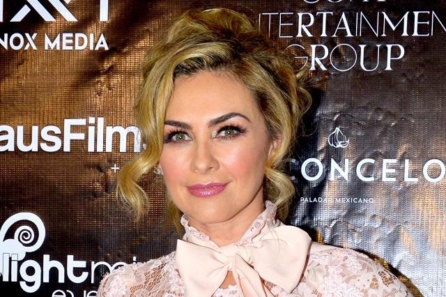Aracely Arámbula regresa a Televisa y anuncian que hará telenovela