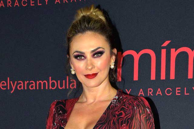 Lina Santos reafirma que Aracely Arámubula acabó con su matrimonio