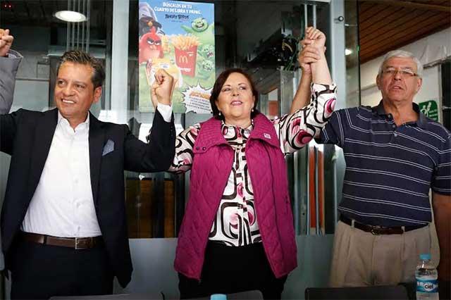 Gabriel Hinojosa y Ricardo Jiménez se suman a Ana Tere Aranda