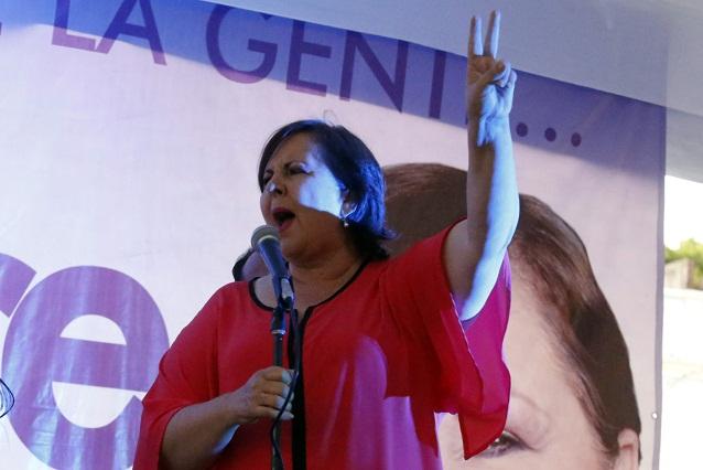 PRI y PAN confían en el abstencionismo, advierte Ana Tere Aranda