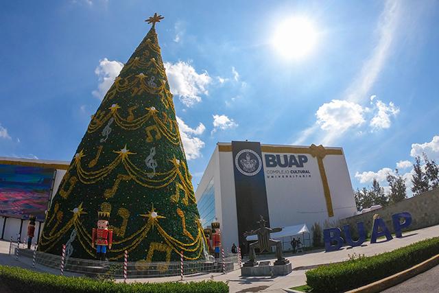 BUAP invita a compartir un regalo con comunidades del estado