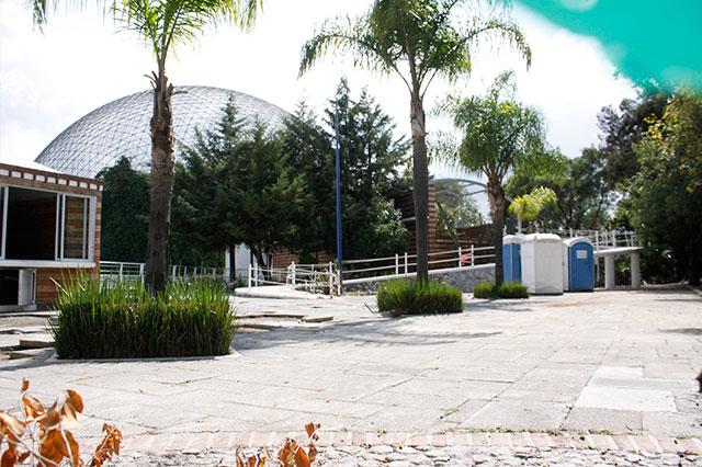 A dos años de creado, mejorarán Polideportivo del Parque Ecológico