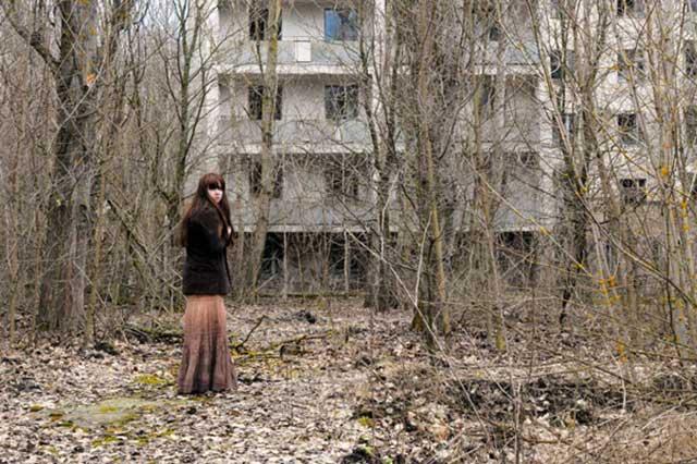 Los árboles también sufrieron la radiación de Chernobyl