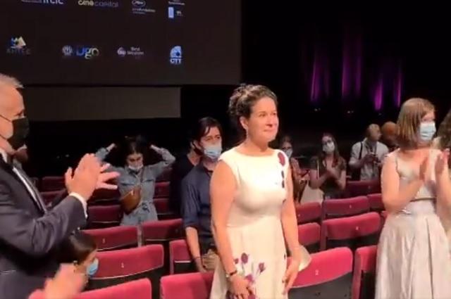 Arcelia Ramírez, la actriz mexicana que está arrasando en Cannes
