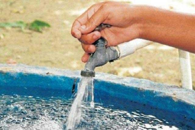 Descuidan cloración de agua potable en zonas marginadas
