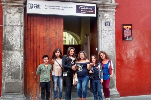 Ser transgénero en Puebla acerca a la muerte violenta, aseguran