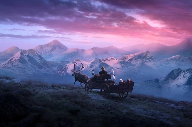 ¿Dónde está Arendelle, el reino de Elsa y Anna en Frozen?
