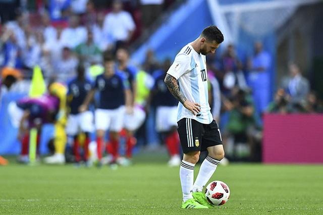 Messi y Argentina quedan fuera del Mundial