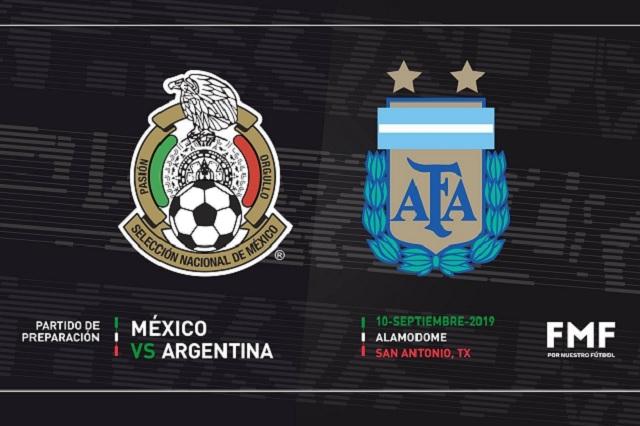 Argentina, el último rival de México en Estados Unidos