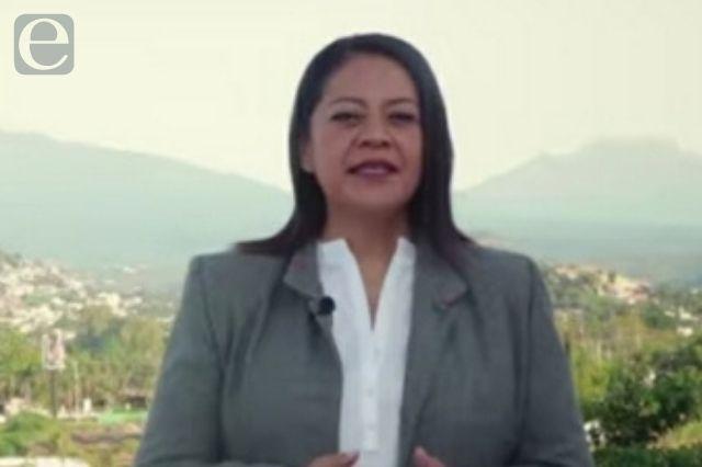 Ariadna Ayala Camarillo fue ratificada por el TEPJF