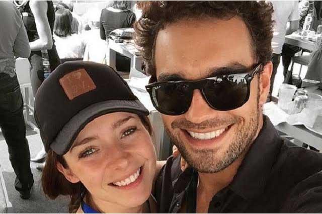 Ariadne Díaz y Marcus Ornelas comparten fotos de su hijo Diego