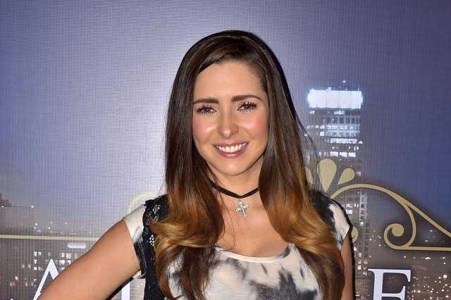 Ariadne Díaz intrigada con video íntimo de Sergio Mayer Mori