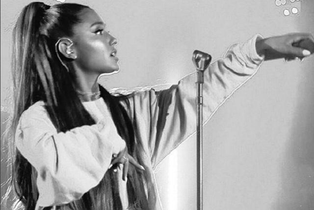 Ariana Grande cantará en el funeral de Aretha Franklin