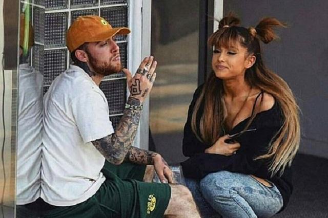 Ariana Grande revela cómo le afectó la muerte de Mac Miller