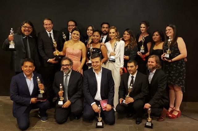 Ellos son los ganadores de los premios Ariel: Yalitza no ganó