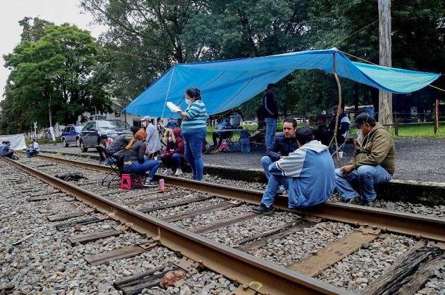 Bloqueo a tren en Chihuahua deja pérdidas por 19 mil mdp