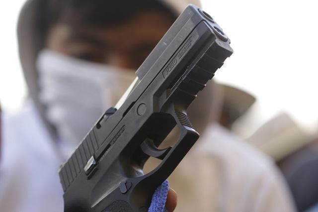 Disminuyen 26% los homicidios violentos en Puebla