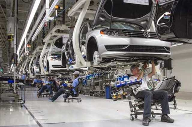 VW inyectará 658 mdd para fabricar el Jetta A7 en Puebla