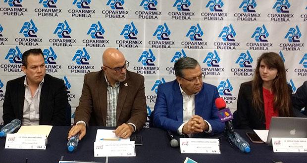 Coparmex tendrá observadores en los distritos de la capital