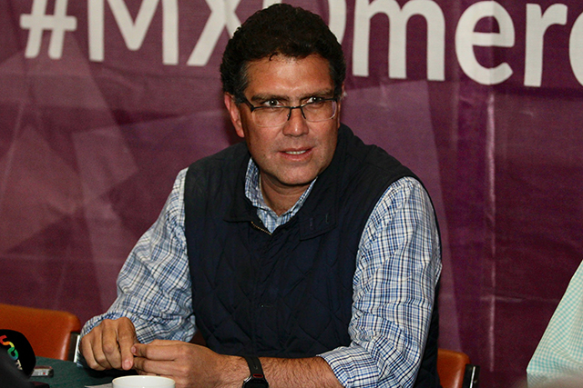 Electores castigarán abusos de Moreno Valle, augura Ríos Piter