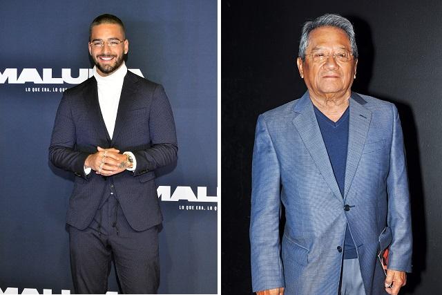 Armando Manzanero desea hacer una colaboración con Maluma