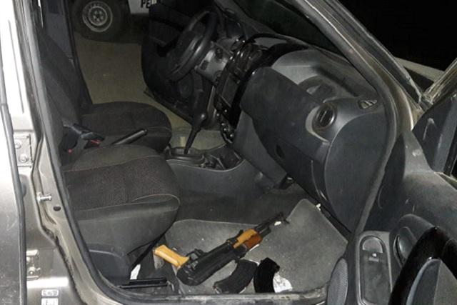 Armas de alto poder decomisan Sedena y SSP en Texmelucan