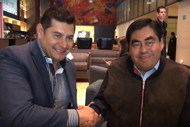 Arman alianza Armenta y Barbosa por coordinación en Morena