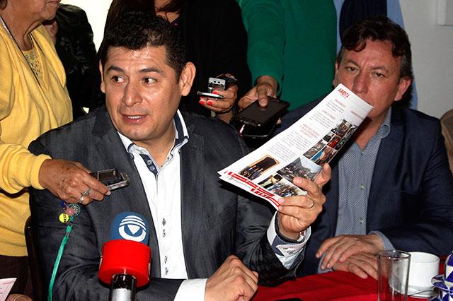 Los PPS de Puebla sí deben registrarse como deuda: Armenta