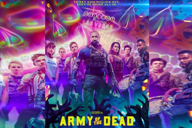 Nuevo teaser de Army Of The Dead, la nueva película de Zack Snyder