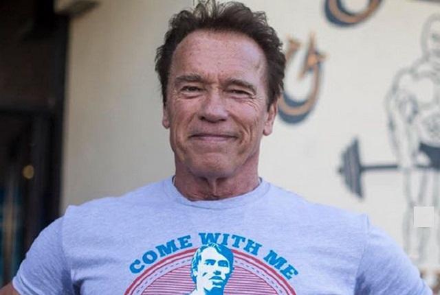 Arnold Schwarzenegger protagonizará serie de televisión
