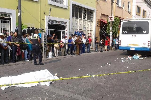 Camión de la ruta 68 arrolla y mata a hombre de la tercera edad