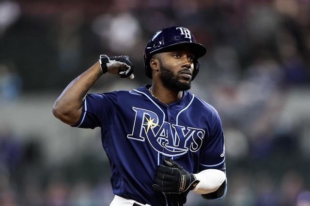 Detienen por violencia a Randy Arozarena, bateador de Tampa Bay Rays