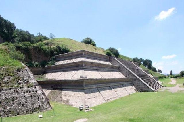 Resultado de imagen para Zona arqueológica de Cholula