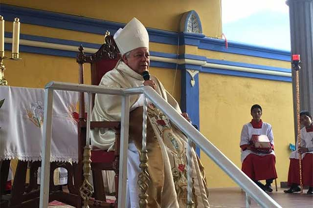 Abre arquidiócesis cinco centros de acopio para damnificados