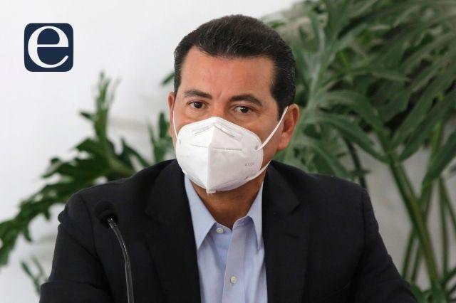Armenta pide denunciar a Alberto Arriaga por apoyar a Paola Angon