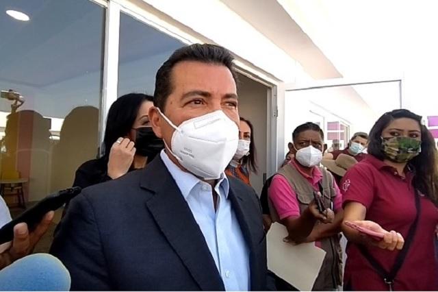 Luis Alberto Arriaga busca reelección sin pedir licencia