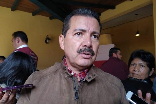 Continúan cambios en la comuna de San Pedro Cholula