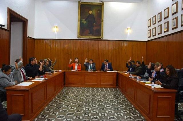 Desaprueban regidores estados financieros de San Pedro Cholula