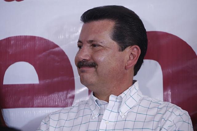 A pesar de ser del PT Arriaga busca reelección con Morena