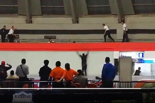 Sujeto intentó suicidarse en la terminal de autobuses TAPO