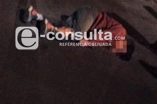 Arrollan y matan a otro ciclista en Los Héroes de Puebla