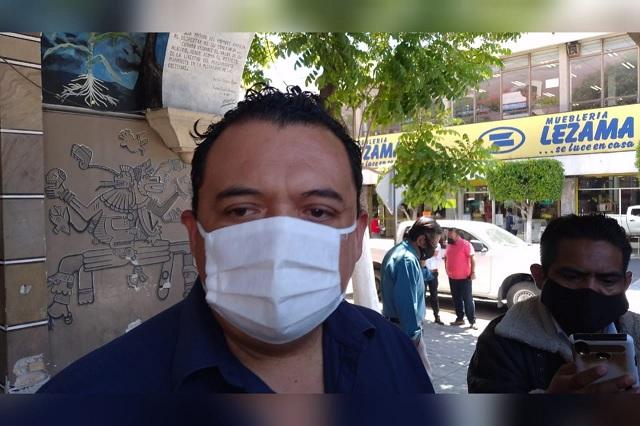 Ediles de la región de Tehuacán rinden informe a puerta cerrada